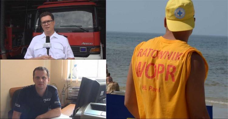 Krynica Morska: Ratował córkę, sam zginął pod wodą - 31.07.2017