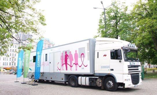 Sztutowo : Zapraszamy na bezpłatną mammografię -16.08.2017