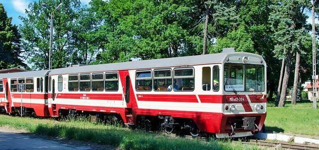 Pojedź pociągiem z Nowego Dworu Gdańskiego do Stegny na koncert