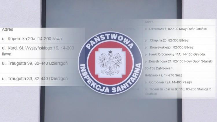 Lista sklepów: Skażony drób trafił do hurtowni w Malborku ale nie do sklepów. Sprzedaż detaliczna w Dzierzgoniu i Nowym Dworze – 23.08.2017