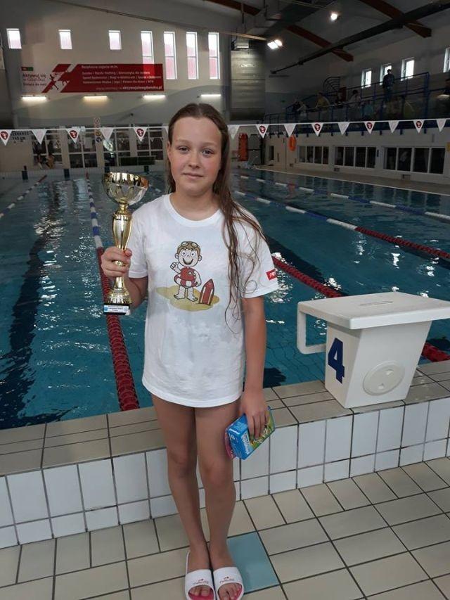 Sztutowo : III miejsce Zuzanny Suskiej na Młodzieżowych Mistrzostwach w Ratownictwie Wodnym - 11.02.2018