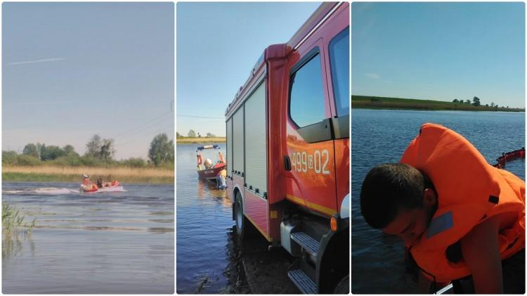 Doskonalenie ratownictwa wodnego OSP JOT Nowy Dwór Gdański