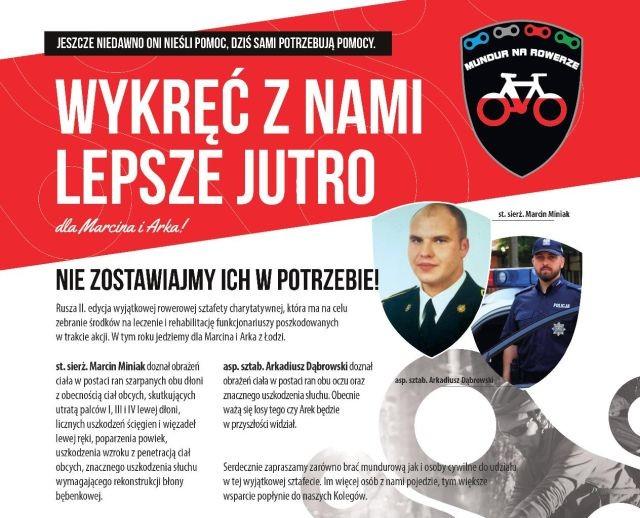 """Już niedługo przez Nowy Dwór Gdański przejedzie niezwykły rajd rowerowy """"Mundur na rowerze 2018"""""""