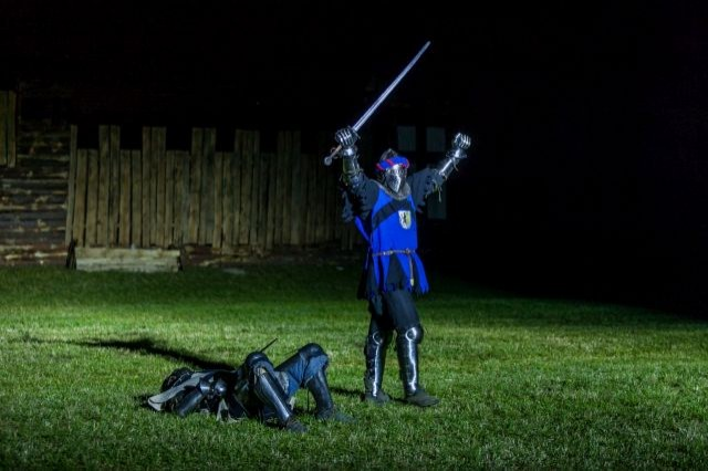 Zapach zbroi, którego poszukują rycerze poczujesz na Oblężeniu Malborka