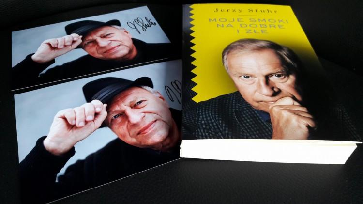 MOW News: Wygraj książkę i zdjęcie z autografem Jerzego Stuhra