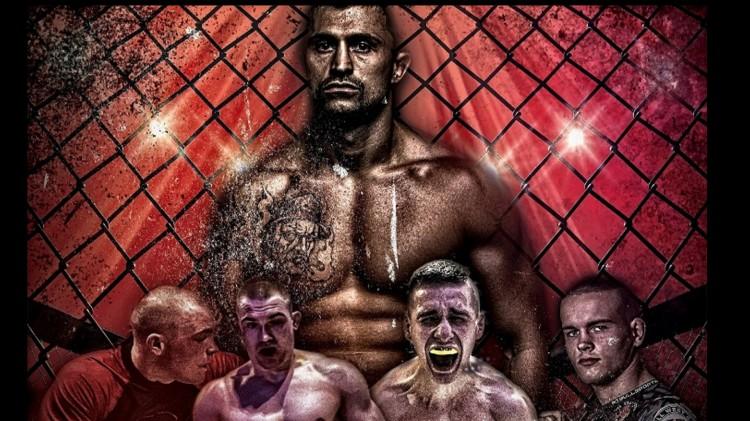 Walki w Klatkach MMA - KI - STREET FIGHTING. TFC III
