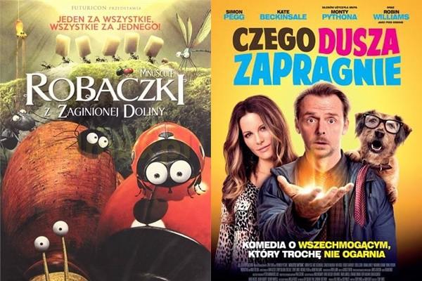 Nowy Dwór Gdański: Kino Żuławy zaprasza na seanse filmowe.