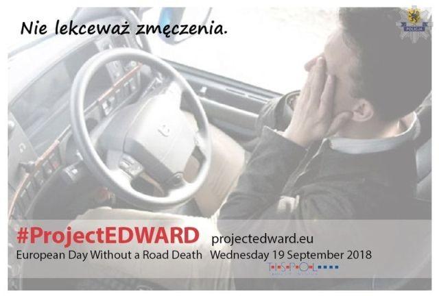 Europejski Dzień Bez Ofiar Śmiertelnych na Drogach w powiecie nowodworskim.