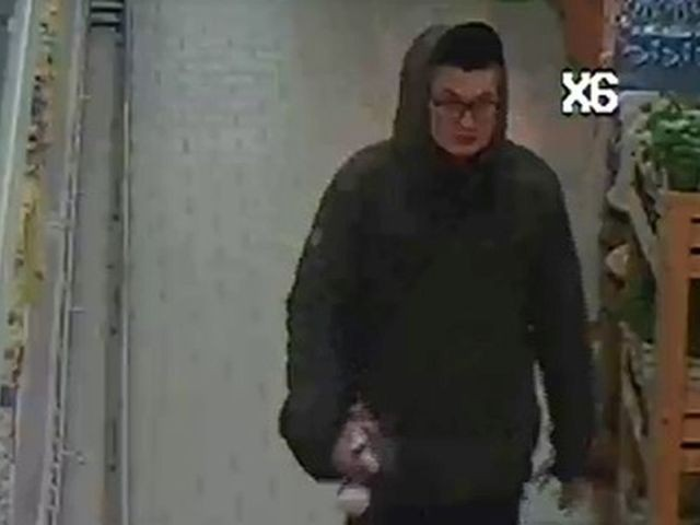 Ukradł szczoteczki elektroniczne z malborskiego marketu. Policja prosi pomoc.