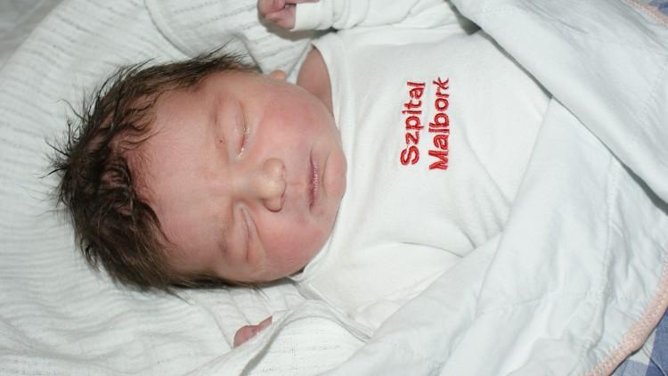 Jestem Robert, urodziłem się w Malborku.