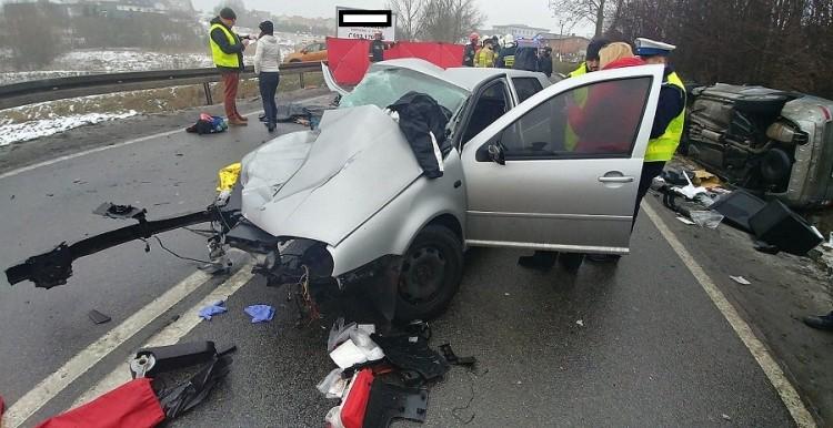 Najniebezpieczniejsze drogi w Polsce to S7 i DK 91 – podała Komenda Główna Policji.