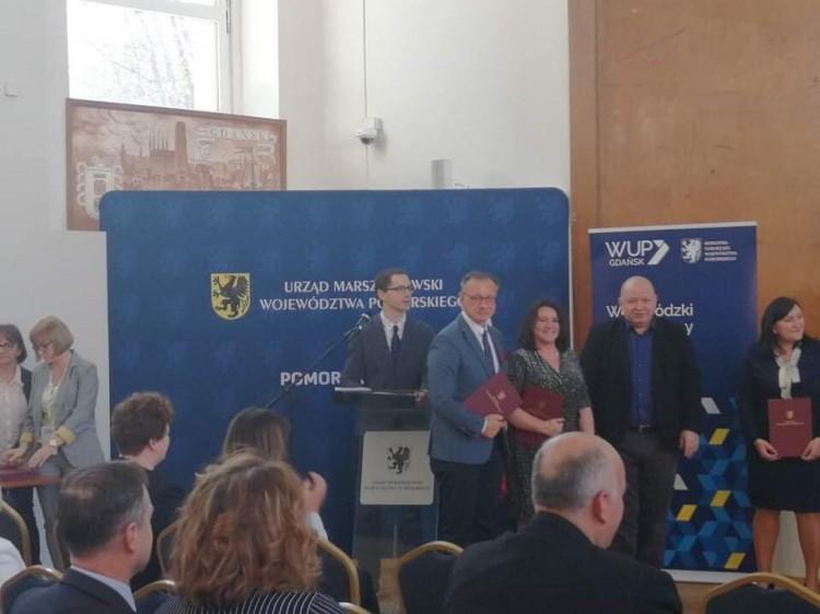 Starosta Nowodworski uczestniczył w III Forum Pomorskiego Obserwatorium Rynku Pracy