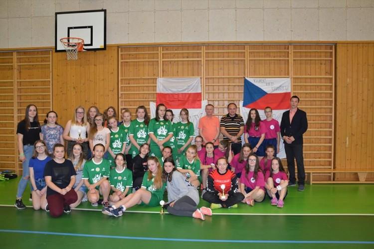Delegacja z Nowego Dworu Gdańskiego z wizytą w czeskim mieście Velká nad Veličkou