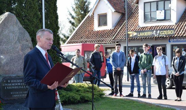 Nowy Dwór Gdański: 74.rocznica zakończenia II Wojny Światowej