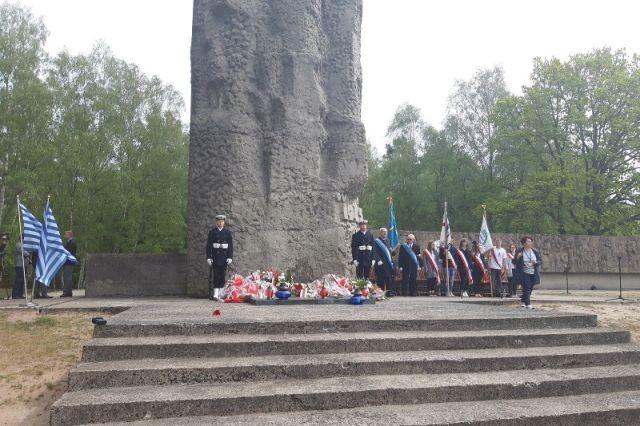 Sztutowo: 74.rocznica oswobodzenia niemieckiego-nazistowskiego obozu koncentracyjnego KL Stutthof.