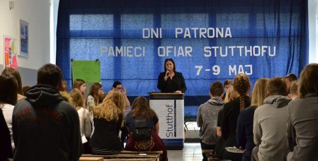Sztutowo: Dni Patrona w Szkole Podstawowej