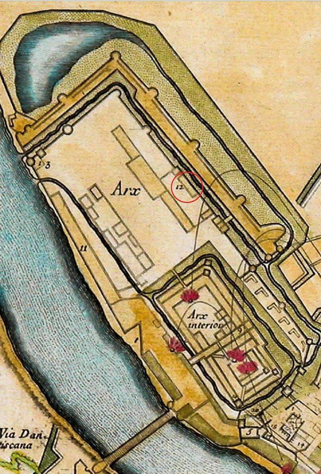 Artyleria koronna w Malborku. Historia Malborka 1457 – 1772.