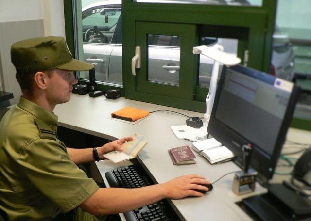 Poszukiwani przez sądy zatrzymani przez Straż Graniczną