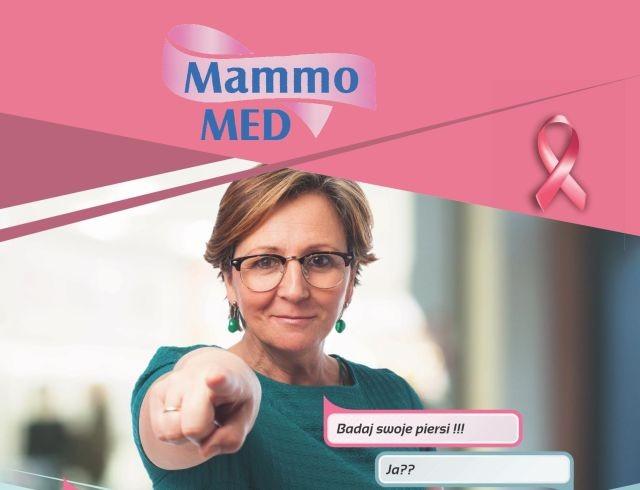 Bezpłatne badania mammograficzne w Stegnie