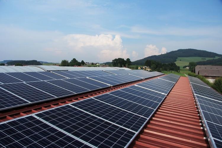 Odnawialne źródła energii - panele fotowoltaiczne. Spotkanie informacyjne w Stegnie