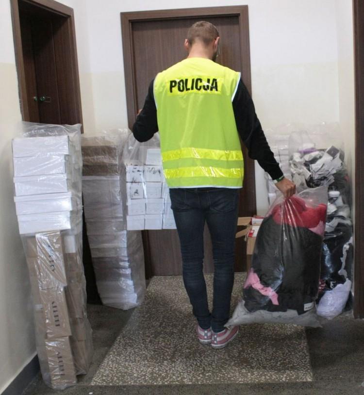 Mieszkance powiatu malborskiego grozi nawet 5 lat więzienia za handel podróbami.
