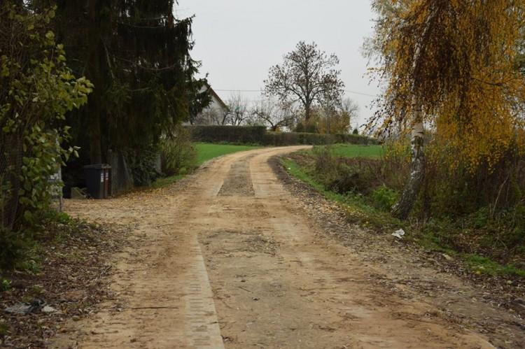 Orłowo: Przebudowa ulicy Szczęśliwej. Zakończenie I etapu.