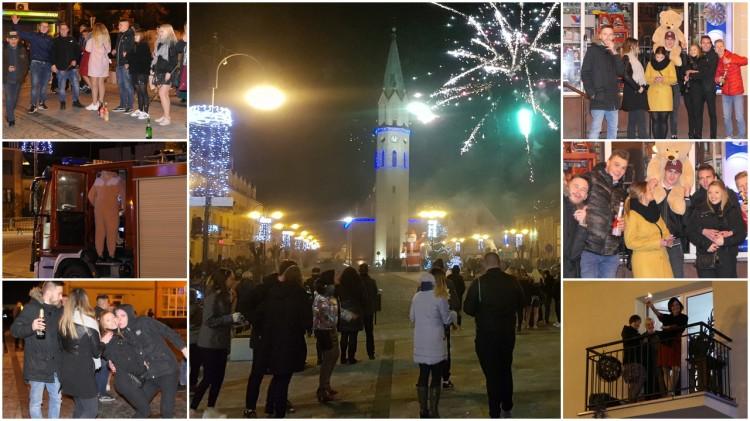 Nowostawianie powitali Nowy Rok 2020 w Bajkowej Scenerii Ołówka. Zobacz galerię zdjęć i wideo w 4 K