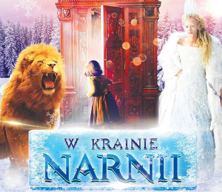 """NCKiB zaprasza dzieci na Zimowisko z Tropicielami """"W krainie Narnii""""."""