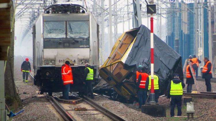 Szymankowo. Zderzenie lokomotywy z drezyną, 2 osoby zginęły! 9 marca 2020. Zobacz nadesłane zdjęcia i wideo.