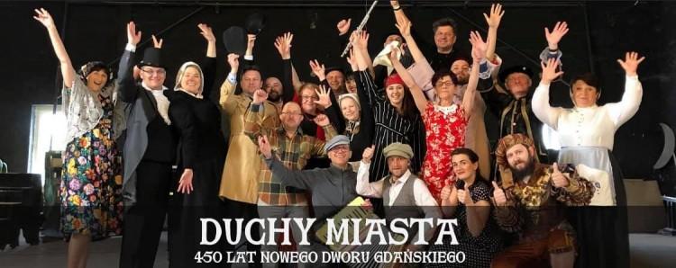 Duchy miasta. 450 lat Nowego Dworu Gdańskiego. Zapraszamy na film.
