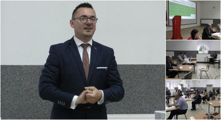 Jednogłośne wotum zaufania i absolutorium dla Wójta Gminy Miłoradz Arkadiusza Skorka. XIX Sesja VIII Kadencji Rady Gminy - 22.06.2020