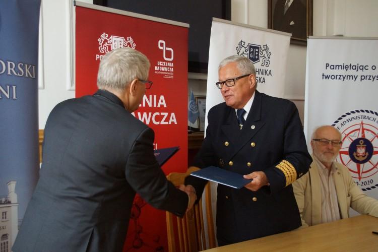 Autonomiczne statki i bezpieczna żegluga. Politechnika Gdańska i Urząd Morski w Gdyni wdrażają innowacyjny projekt o łącznej wartości 44 mln euro