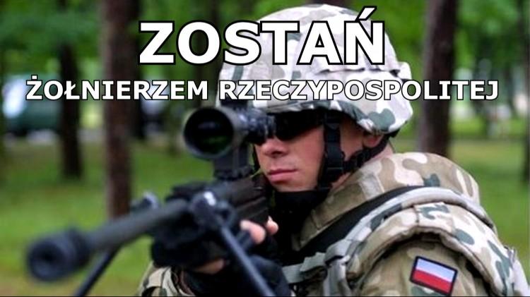 """Kampania """"Zostań żołnierzem Rzeczypospolitej"""" dotarła do Krynicy Morskiej."""