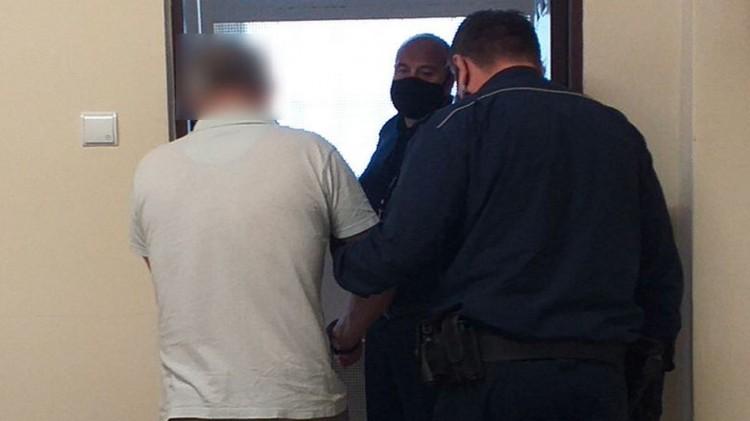 Malbork. Starszy mężczyzna zatrzymany z 60 g amfetaminy.