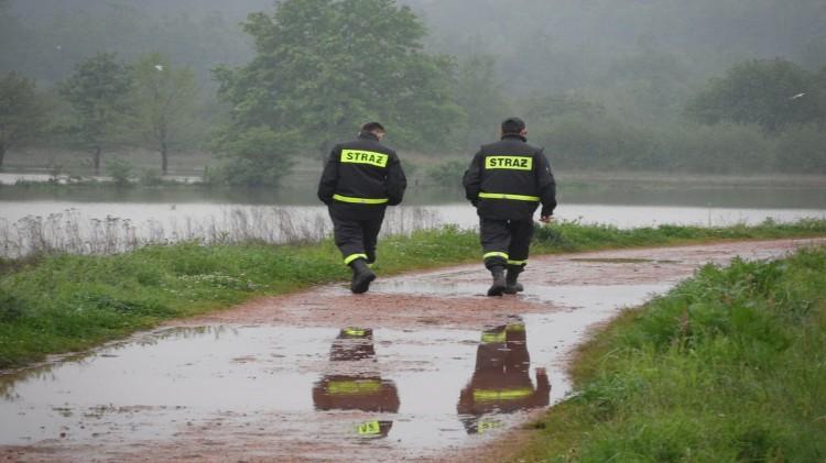 Strażacy walczyli ze skutkami wichury – raport nowodworskich służb mundurowych.