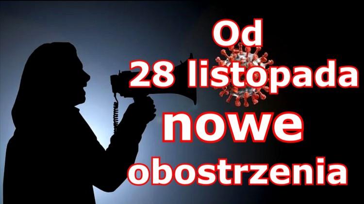 100 dni solidarności w walce z COVID-19 – nowy plan działania od 28 listopada.