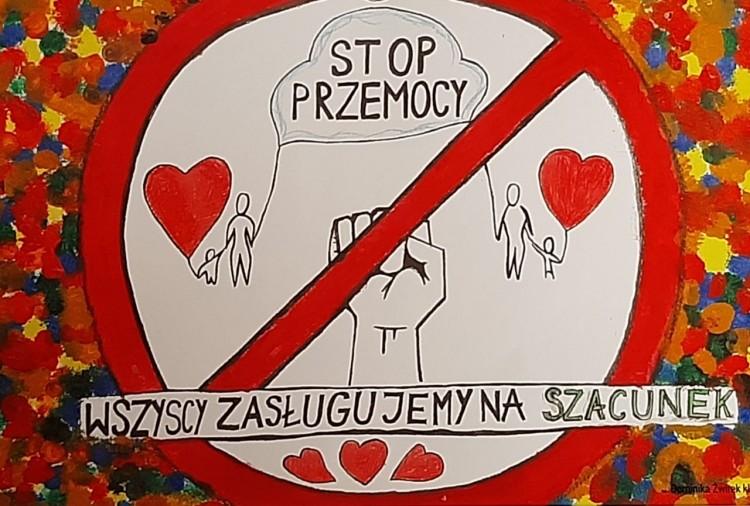 Nowy Dwór Gdański. Sprawca przemocy domowej odizolowany od rodziny.