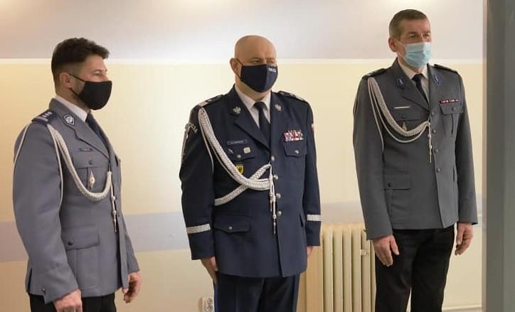 Zmiany w Komendzie Powiatowej Policji w Nowym Dworze Gdańskim. Komendant insp. Tomasz Pawlak przeszedł na emeryturę.