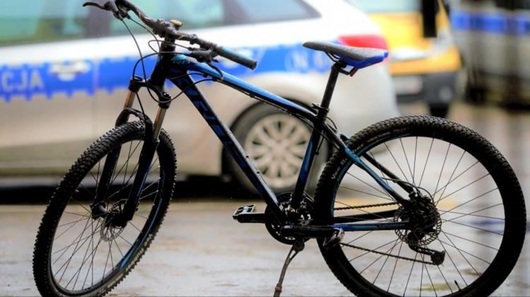 Nowy Dwór Gdański. W ciągu kilku godzin zatrzymano złodzieja roweru.