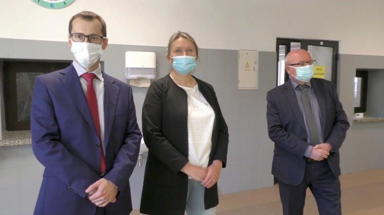 Malbork. Administracja szpitala powiatowego przeniesiona na 500-lecia.