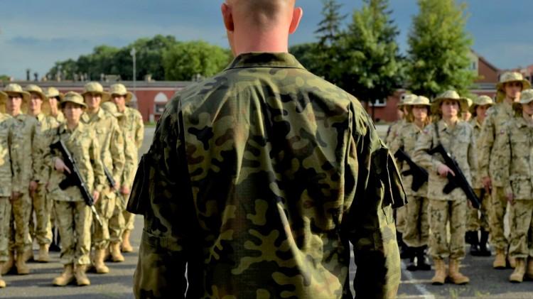Malbork. W piątek uroczysta przysięga uczniów klas mundurowych.