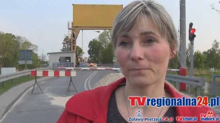 INTERWENCJA W PKS NOWY DWÓR GDAŃSKI. UTRUDNIENIA PRZEZ REMONT MOSTU W RYBINIE - 20.05.2015