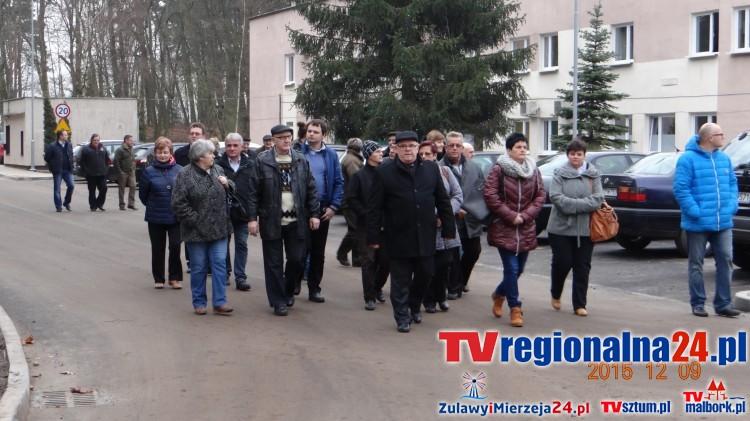 """Dzień otwarty w Przedsiębiorstwie Komunalnym """"Mierzeja"""" Sp. z o.o. w Stegnie - 09.12.2015"""