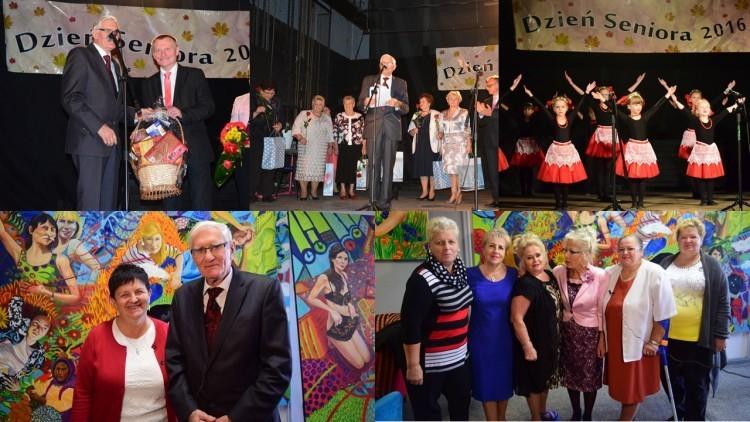 Dzień Seniora 2016. Nowy Dwór Gdański - 17.10.2016