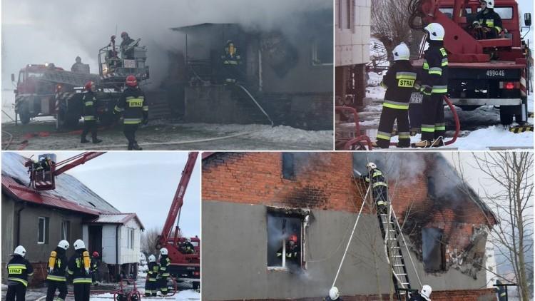 Gmina Ostaszewo. 8 osób zostało bez dachu nad głową. Apel o pomoc.…