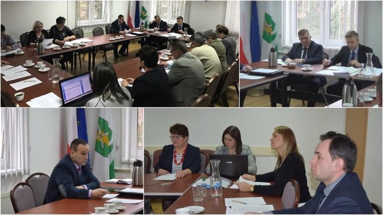 Współpraca projekt Bezpieczne Żuławy. XXIII Sesja Rady Gminy Ostaszewo…