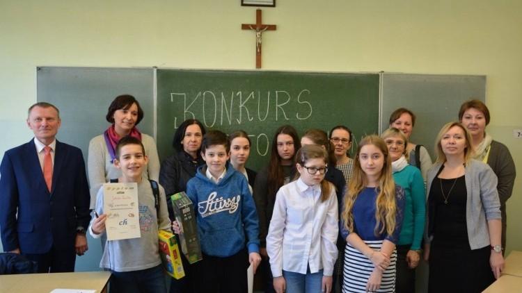 Gminny Konkurs Ortograficzny w Zespole Szkolno-Przedszkolnym w Kmiecinie…
