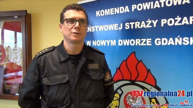 Podsumowanie nowodworskiej Straży Pożarnej - 13-19.03.2017