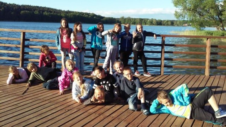 """Stegna. """"Aktywny biwak"""" uczniów klas trzecich - 29.05.2017"""