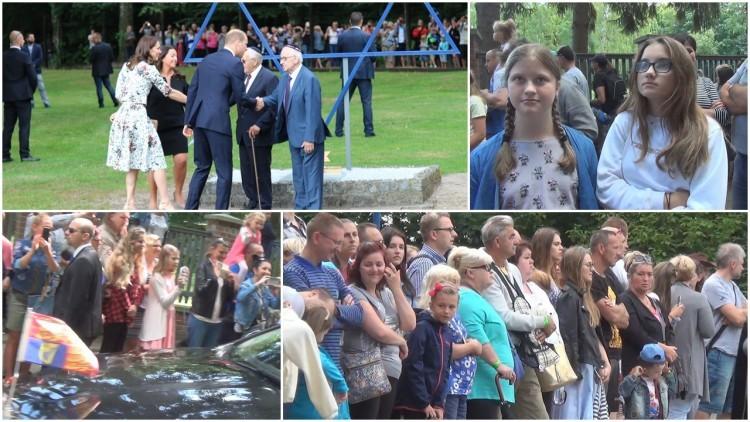 Gm. Sztutowo: Brytyjski następca tronu książę William i księżna…